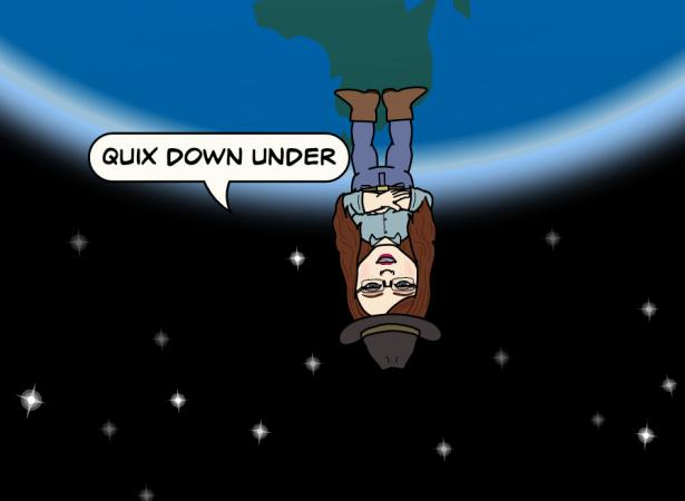 Quix Down Under