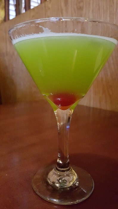 Midori Dragon. Can't remember what was in this but it was GOOD.